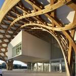 Centre pompidou metz structure
