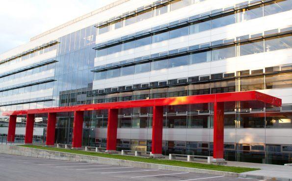 komercinis pastatas