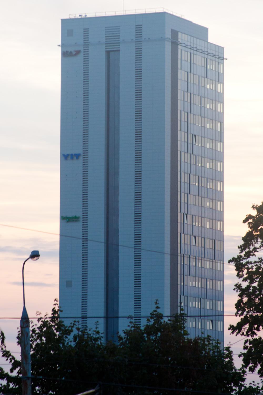 pastato fasadas